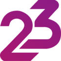 23 Years Indosiar Purple
