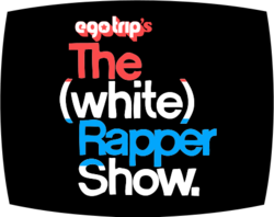 450px-White rapper show svg