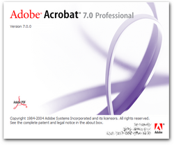 Adobe Acrobat Writer) Full Version