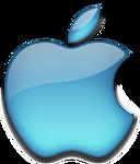 Apple 2001 aqua