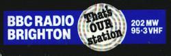 BBC R Brighton 1982