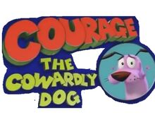"Courage the Cowardly Dog 2014, form ""The Fog of Courage"""