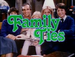 Family Ties 1982