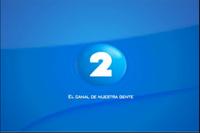 Ident Canal 2 (El Salvador) - 2014