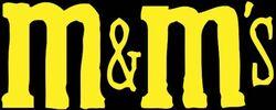 M&M's1954Logo