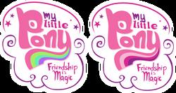 MLP FIM concept logos