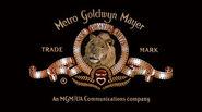 Metro Goldwyn Mayer Logo 1986 a