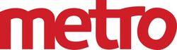 Metro logo prelaunch