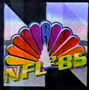 NBC Sports' NFL '85 Video Open From Late 1985