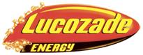 Old Lucozade logo