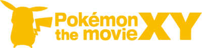 Pokemon the Movie XY logo