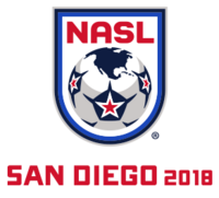 San Diego NASL logo (pre-launch)