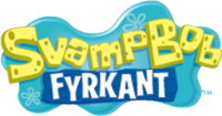 SpongeBob SquarePants - logo (Danish)