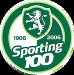 Sporting Clube de Portugal logo (100th anniversary)