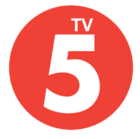 TV5 Logo since 2010 Vector version in 2017