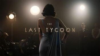 The Last Tycoon title card