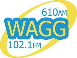 WAGG 610 AM 102.1 FM
