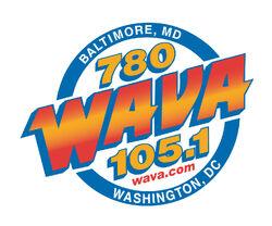 WAVA 780 AM 105.1 FM