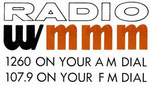 WMMM - 1962 -March 24, 1971-