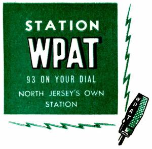 WPAT - 1941 -February 18, 1946-
