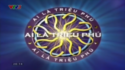 WWTBAM Vietnam (2008-2010, 2011-present)(In commercial break, VTV3 2015)