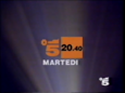 Canale 5 - orange 1994