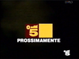 Canale 5 - red and yellow 1994