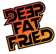 Deep Fat Fried alternate logo
