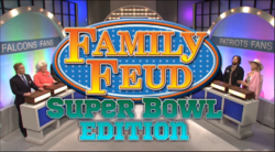 Family Feud Super Bowl Edition