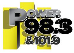 KKFR Power 98.3 101.9 FM