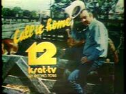 KSAT TV Station ID 1981