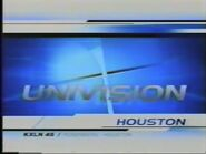 Kxln univision houston blue opening 2001