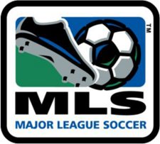 Major League Soccer logo (introduced 2000)