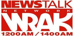 NewsTalk 1200 1400 AM WRAK