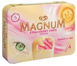 Nummer 12, Magnum Strawberry White Vision