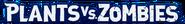 Plants vs Zombies 2019 Logo Horizontal