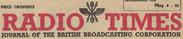 Radio Times 1939