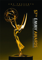 The 57th Primetime Emmy Awards Poster
