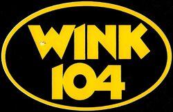 WNNK 104.1 WINK 104