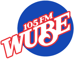 WUBE Cincinnati 1986