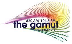 WWFD The Gamut AM 820 104.5 FM