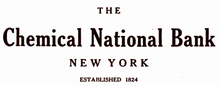 220px-Chemical National Bank 1917 logo