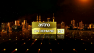 Astro On Demand HD Channel ID 2015