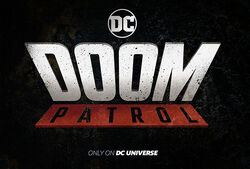 Doom Patrol (TV) titlecard