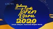 Happy new year 2020 RCTI WIB