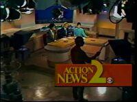KCBS Action News 1989 Open