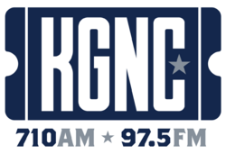 KGNC 710 AM 97.5 FM