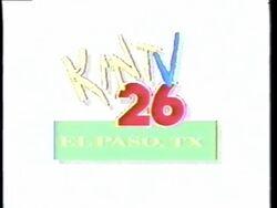 Kint 26 ident 1980s