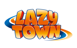 Logo LazyTown Outline