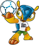 Mascote Copa